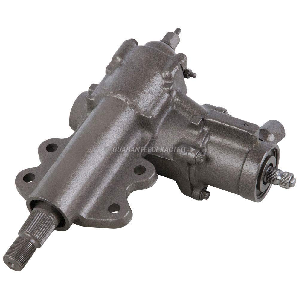 Power Steering Gearbox For Nissan Frontier Pathfinder & D21 Hardbody Pickup 2WD - BuyAutoParts 82-00251R Remanufactured
