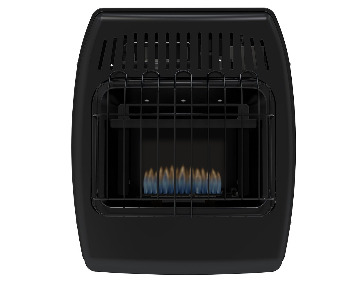 Dyna-Glo IBF10PMDG 10,000 BTU Liquid Propane Blue Flame Vent Free Ice House Heater by Dyna-Glo