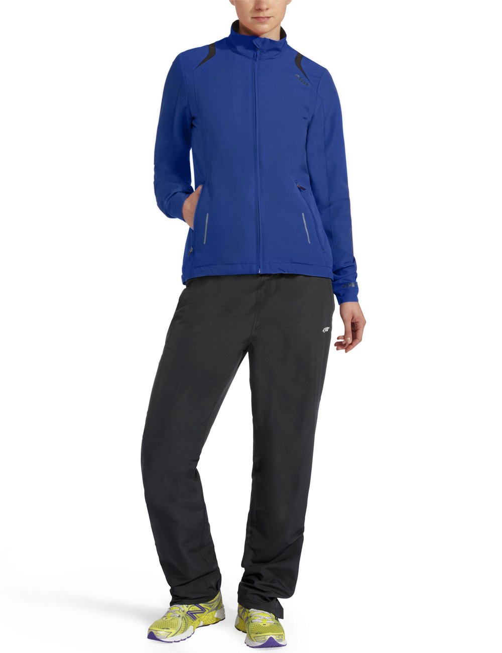 Rono Trainingsanzug Da-präsentationsanzug - Chándal de fitness para mujer, color (Surf The Web (391)), talla 3XL