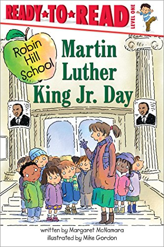 Martin Luther King Jr. Day (Martin Luther King Jr Biography For Kids)