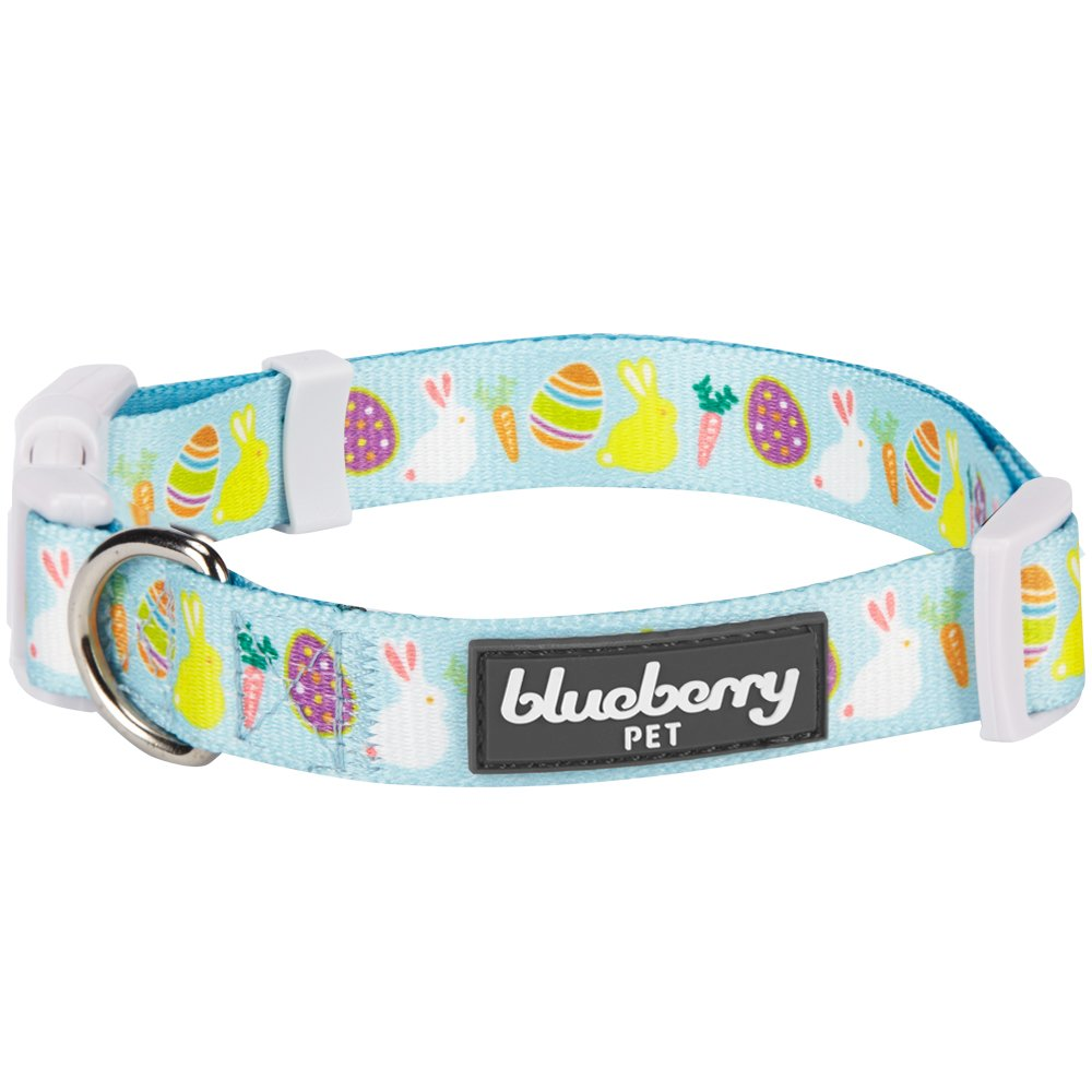 Home collars blueberry pet dog collar nautical flags inspired - Amazon Com Blueberry Pet 2 Patterns Personalized Dog Collar Easter Bunny And Egg Print Small Adjustable Customized Id Collars For Small Dogs
