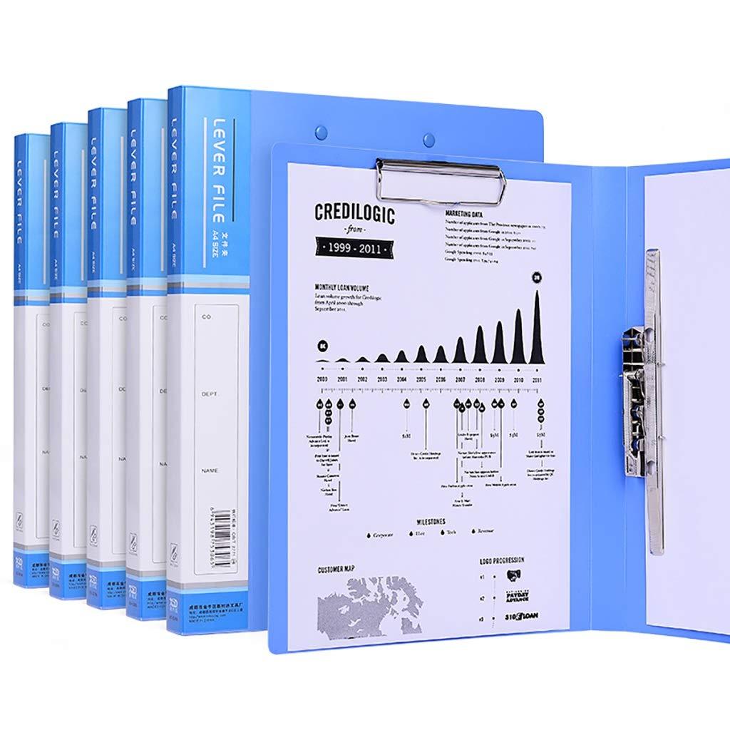 Folder, A4 File Storage (Plastic) 31242.2CM,Pack-5