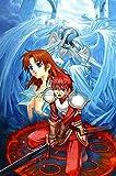 PremiumPrintsG - Ys The Ark of Napishtim PS2 PSP - XEXT795 Premium Canvas 11' x 17' (28 cm x 43 cm)