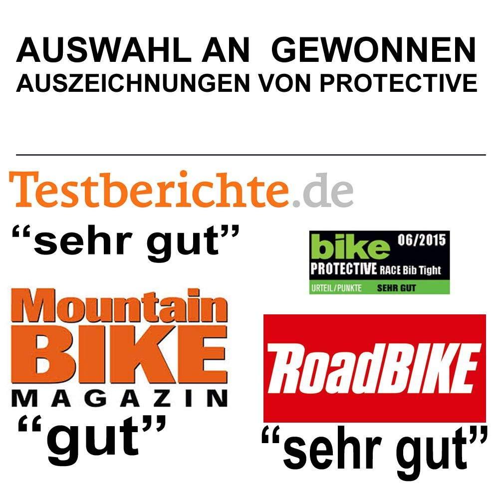 Protective Sven Winter Radhose f/ür Herren bis 6XL