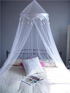 Oder Doppelbett L@CN Moskitonetz Bett Baldachin Insekten Netz Für Einzel