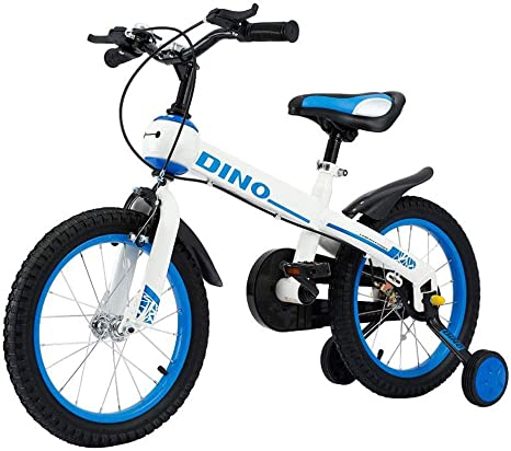 Bxiao Bicicleta para niños de 14 Pulgadas de 3 a 8 años de Edad ...