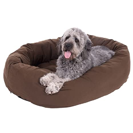 PaylesswithSS Cosy Mocca - Cama para Perro