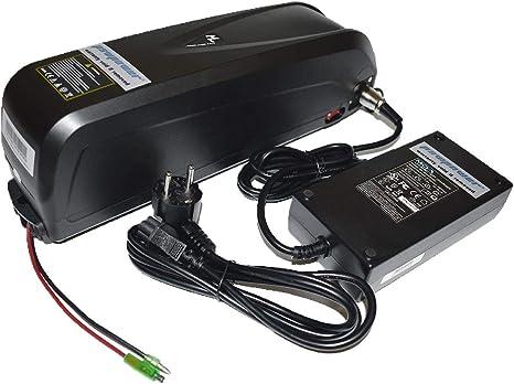 Batería de repuesto para bicicleta eléctrica de 48V13Ah+cargador ...