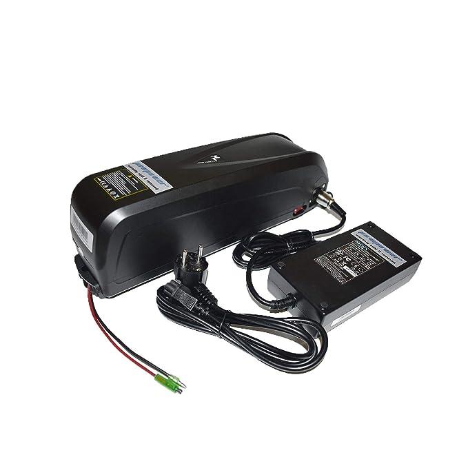 3 opinioni per Pswpower 48V 13Ah Ebike + Caricabatterie 54.6V 2A, Batteria Interna Hairon LG