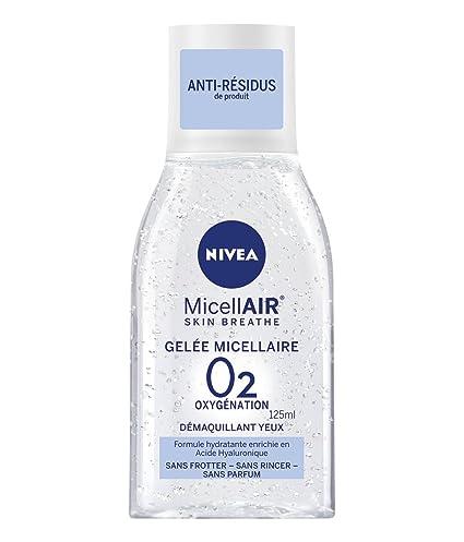 Nivea Visage micell Air Gel Desmaquillante al ácido hialurónico para ojos – – Juego ...