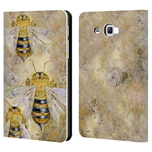 Descant Book - Official Stephanie Law Messengers Descants And Cadences Leather Book Wallet Case Cover For Samsung Galaxy Tab A 7.0 (2016)
