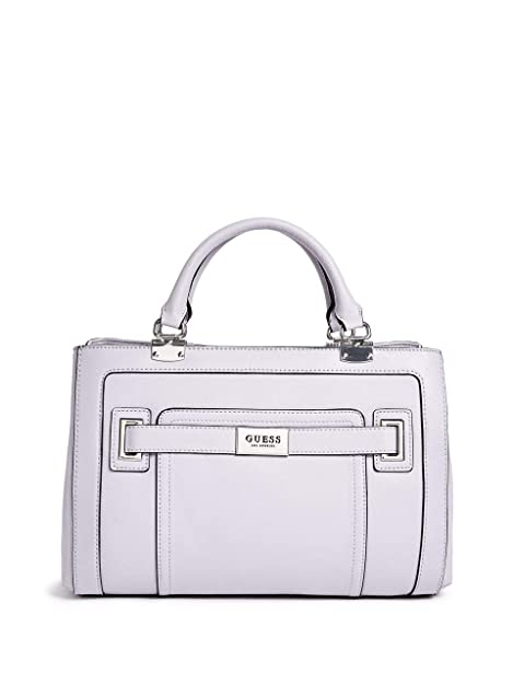 eaa4463e4b5b7 GUESS Factory Women s Lucio Logo Satchel  Amazon.ca  Shoes   Handbags