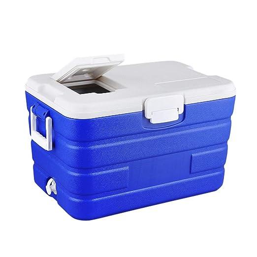 UCYG 40L Grande Cooler Cool Box con Enfriamiento y Preservación ...
