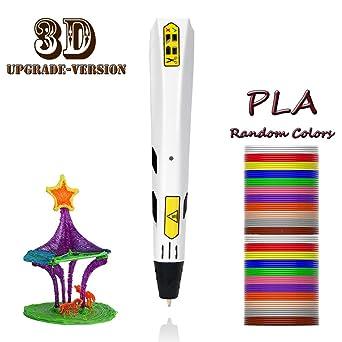 3Doodler The 3D Printing Pen Version 2.0 Creates 3D Drawings 2 Speeds Smaller