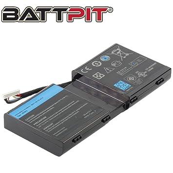 Battpit batería de ordenador portátil para Dell Alienware M18 x R3 (14.8 V 5605 mAh/86 Wh) [18 meses de garantía]: Amazon.es: Electrónica
