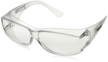 a54ec0a2aff Image Unavailable. Image not available for. Color  Elvex SG-57C Ovr-Specs  III Safety Glasses ...
