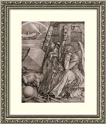 Framed Wall Art Print | Home Wall Decor Art Prints | Melancholia, 1513 by Albrecht Durer | Traditional Decor