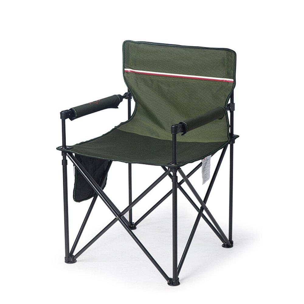 【おしゃれ】 GFL椅子ポータブルアウトドアキャンプ折りたたみ椅子ビーチ背もたれ釣りラウンジチェア荷重を受ける121 グリーン kg kg (A + + + + グリーン グリーン B07DLX3BW4, 大勧め:b9acc2fa --- cliente.opweb0005.servidorwebfacil.com