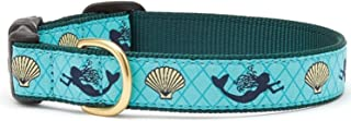 product image for Up Country Mermaid and Scallop Shell Premium Ribbon Dog Collar by