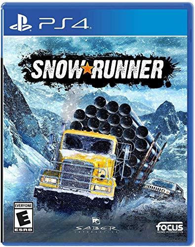 Snowrunner - PlayStation 4 1
