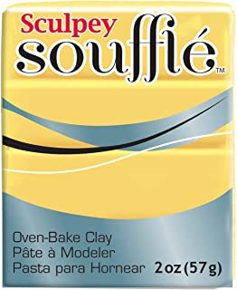 product image for Polyform SU6-6072 Sculpey Souffle Clay, 2-Ounce, Canary
