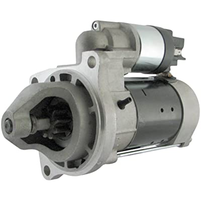 New Starter COMPATIBLE WITH Ford New Holland Tractor 3010S 3830 4010S 18950: Automotive