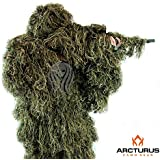 Arcturus Ghost Ghillie Suit - Military, Hunting, Airsoft, Paintball High-Density Ghillie Suit