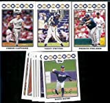 Milwaukee Brewers Baseball Cards - 5 Years Of Topps Team Sets 2004,2005,2006,2007, & 2008 - Includes ALL regular issue Topps Cards For 5 Years - Includes Stars, Rookie Cards & More!