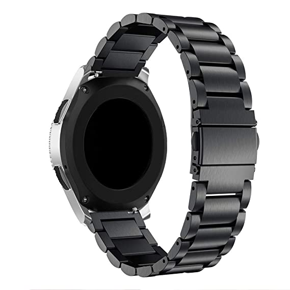 Amazon.com: for Samsung Galaxy Watch 46mm Metal Band, SUKEQ ...