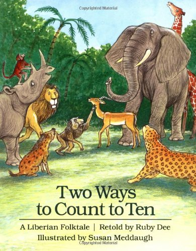 Download Two Ways to Count to Ten: A Liberian Folktale pdf