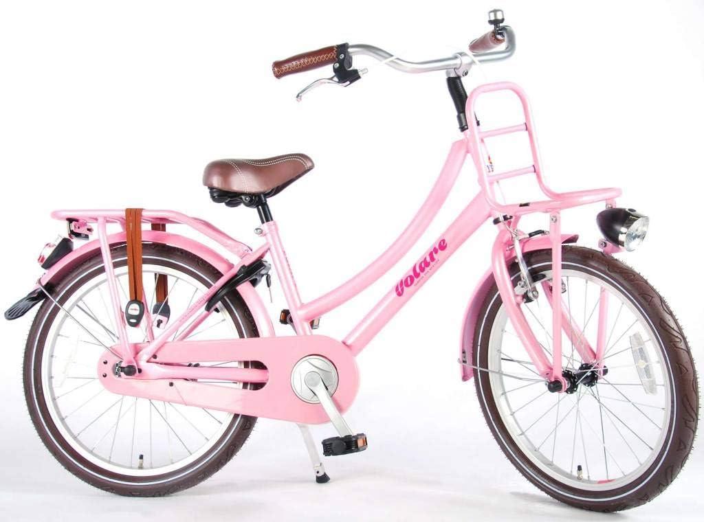 Excellent Bicicleta Niña 20 Pulgadas Freno Delantero al Manillar y ...