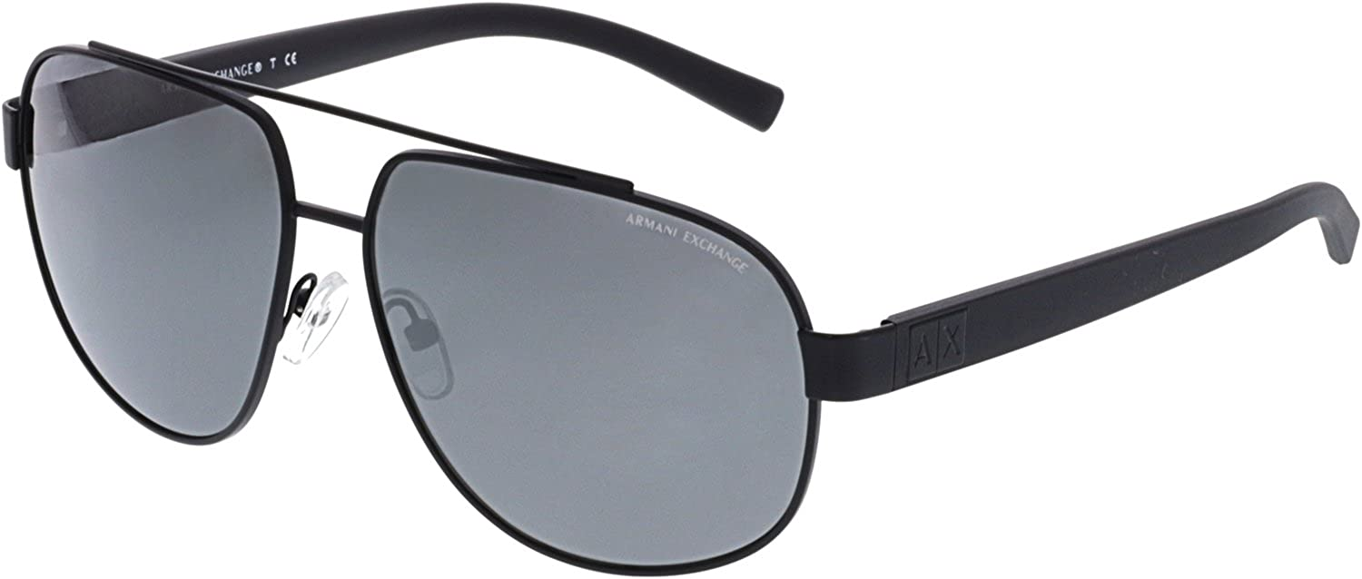 644ab3602c01 Online Cheap wholesale Armani Exchange Mens Sunglasses (AX2019) Metal Sunglasses  Suppliers