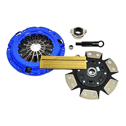 Amazon.com: EFT STAGE 3 CERAMIC CLUTCH PRO-KIT 2003-2008 MAZDA 6 i GS GT 2.3L NON-TURBO: Automotive