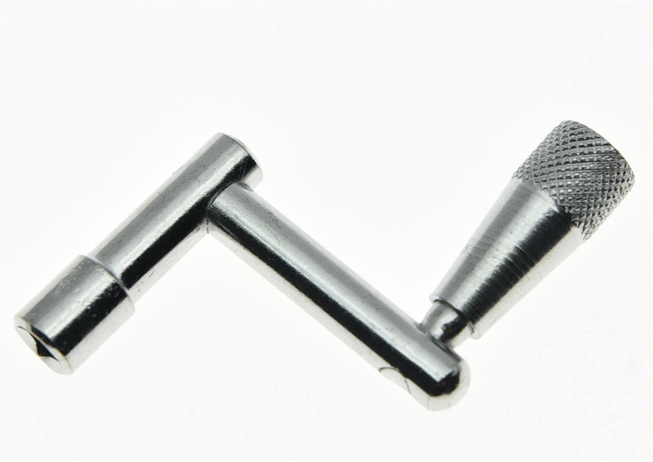 KAISH Chrome Standard Square Speed Drum Tuning Key Swivel/Crank Type Kaish Music D364