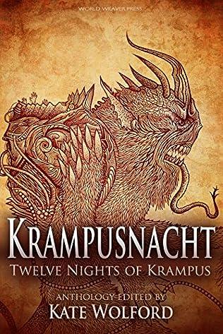 book cover of Krampusnacht: Twelve Nights of Krampus