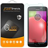 "[2-Pack] Supershieldz For Motorola ""Moto E4"" / Moto E (4th Generation) Tempered Glass Screen Protector, Anti-Scratch, Anti-Fingerprint, Lifetime Replacement Warranty"
