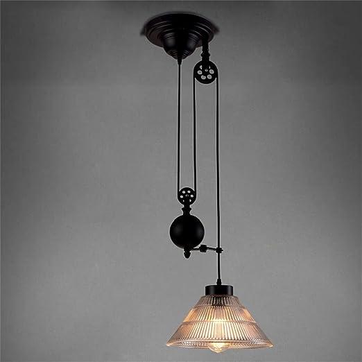 YANGFF-Lámparas de araña la Moda Hermosa lámpara de araña ...