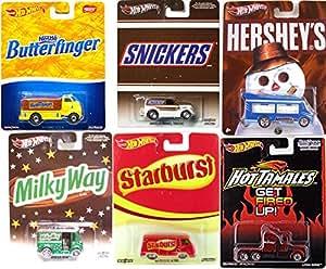 amazon   hot wheels chocolate candy cars pop hot