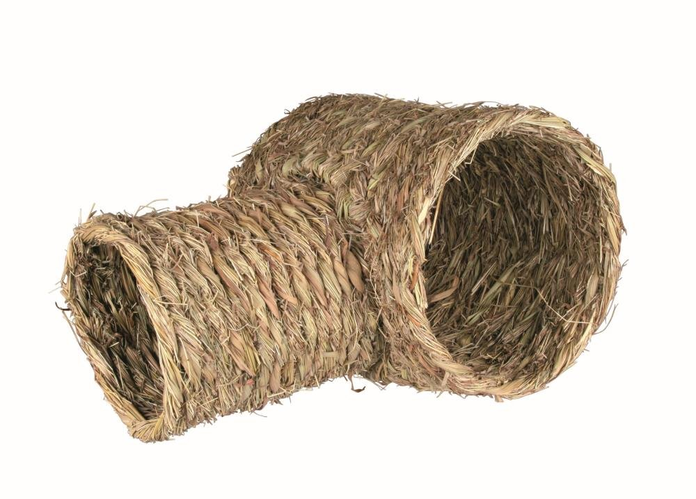 Trixie Grass Tunnel with Turn Off, 30 x 25 x 50 cm 61126