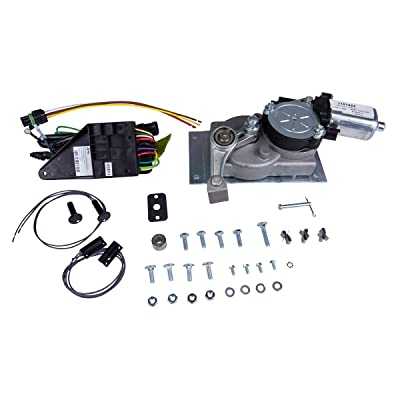 Step Motor Conversion Kit for A Linkage | Triple and Quad Steps: Automotive