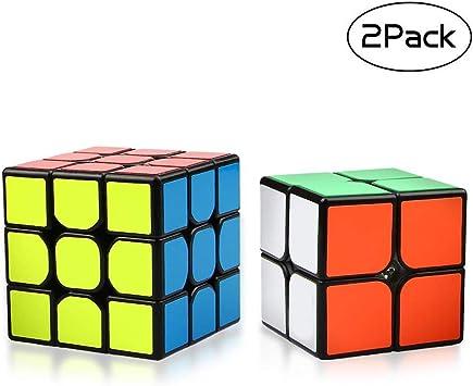 Yojoloin Speed Cube Magic Cube 3x3x3 Puzzle Magic Cube ...