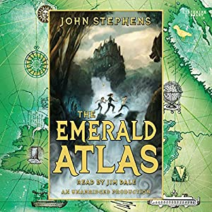 The Emerald Atlas Hörbuch