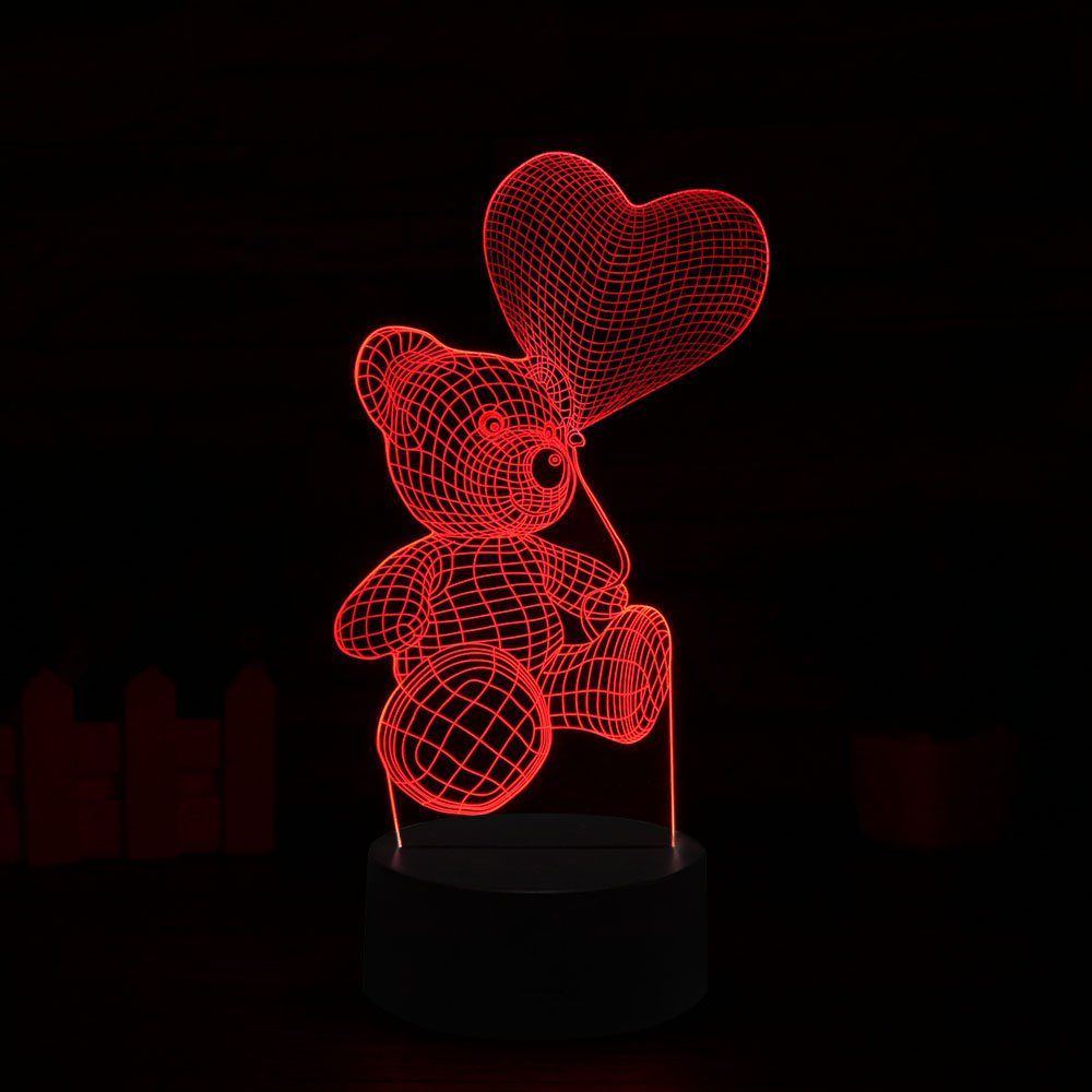 ,3D Printing Moon Lamp with Stand,The 3D Moon Lamp with LED 16 Colors, Touch Control and Remote Control. Genuine Moon Light Lamps/(6-11 7 Moon Lamp, Genuine Moon Light Lamps(6-11 zhong guang mei da