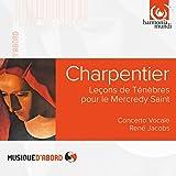 Charpentier/Leçons de Ténèbres Mercredy