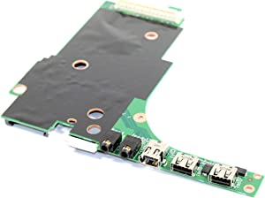 Dell Precision M6600 JNGMJ Audio SD Slot USB Board