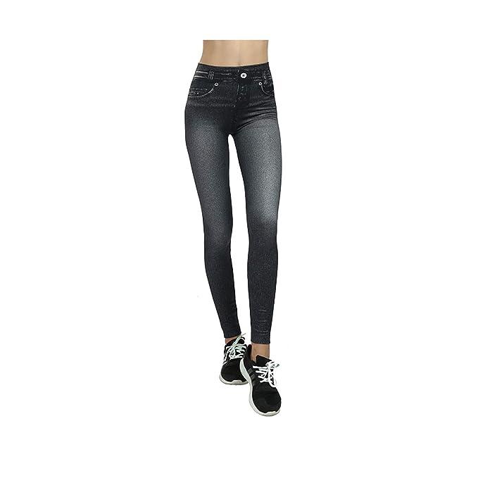 Women High Waist Slim Skinny Leggings Stretchy Pants Leggings Pencil Yoga Pants