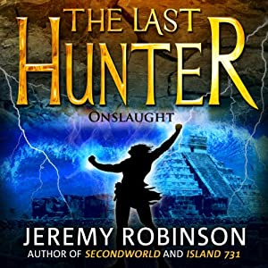 The Last Hunter - Onslaught Audiobook