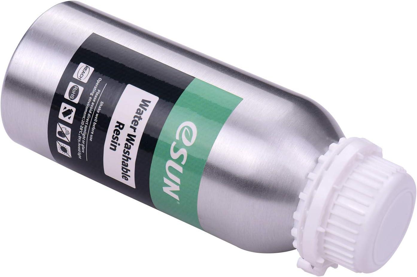 Leader-cloth Resina lavable con agua eSUN para impresora LCD 3D ...
