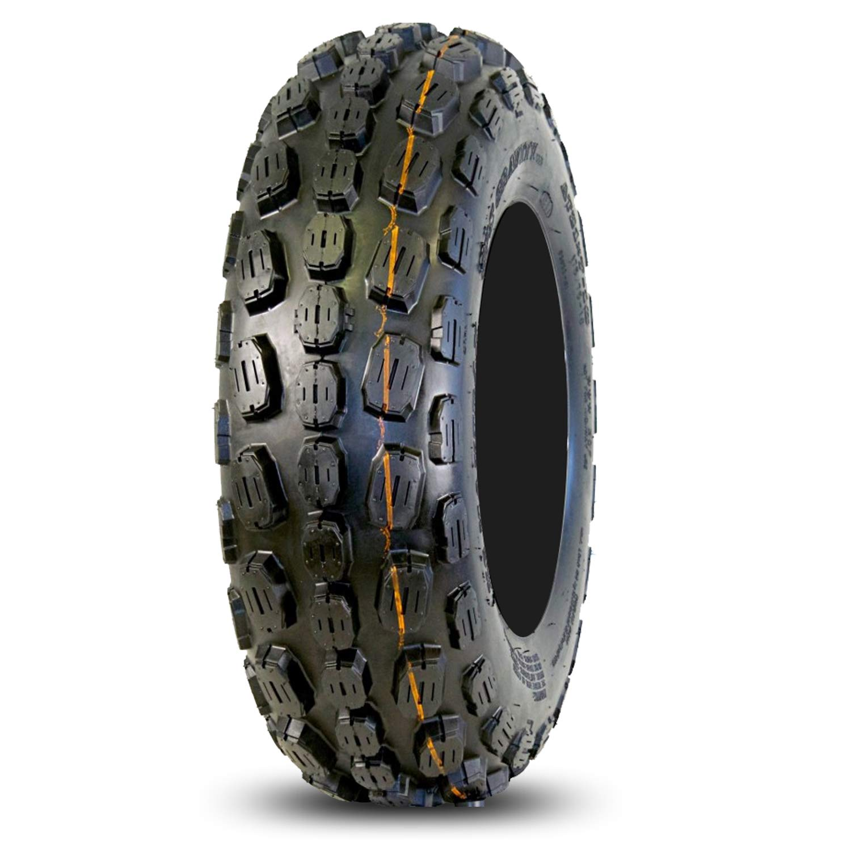 Full Set of 21x7-10 Gravity 653 6 ply & 20x11x9 Gravity 654 6 Ply Sport ATV Tires by GPS GRAVITY (Image #2)