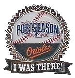 "Baltimore Orioles 2014 Post Season ""I Was There"" Pin"